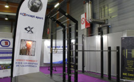 Station Street Workout Salon des Maires Ile-de-France 2018
