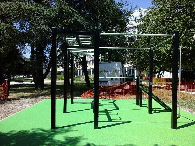 Street Workout STD - Fontenay-aux-Roses