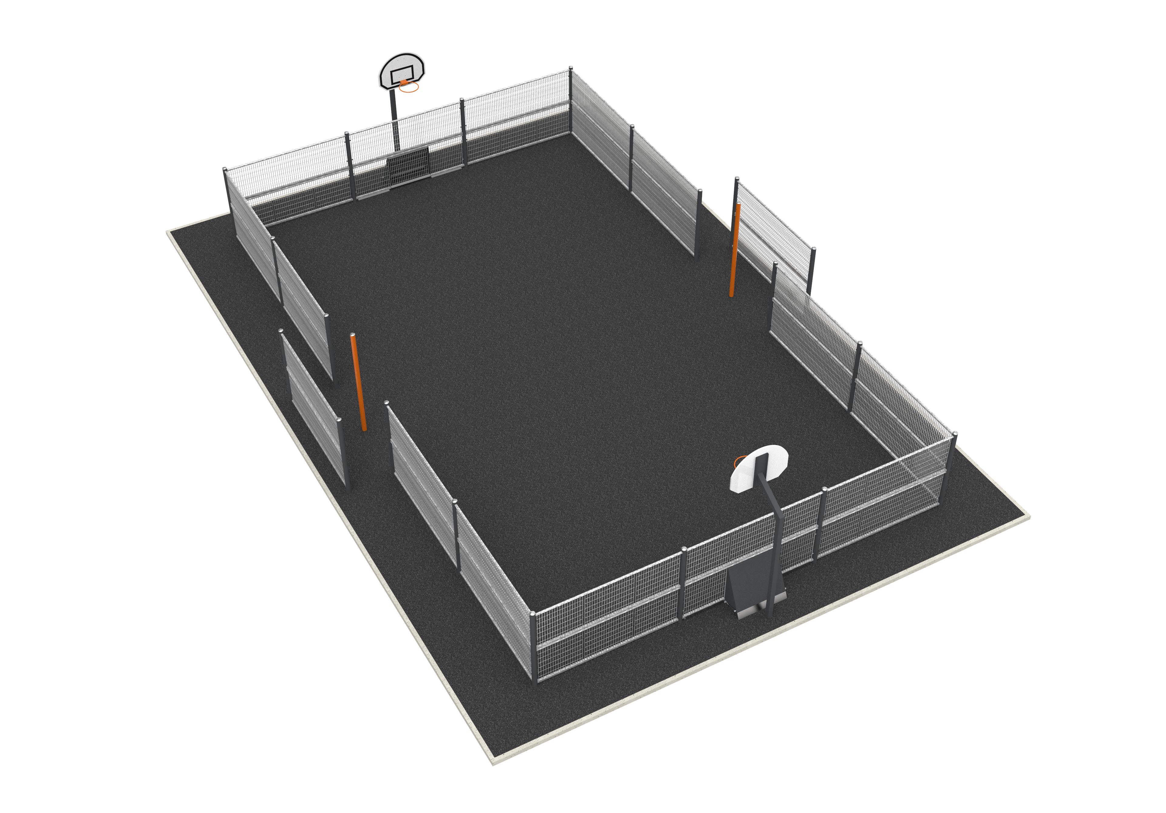 Terrain multisports ARENA 15,2 m x 9.6 m